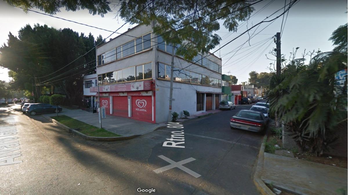 excelente local comercial sobe avenida (coyoacan)