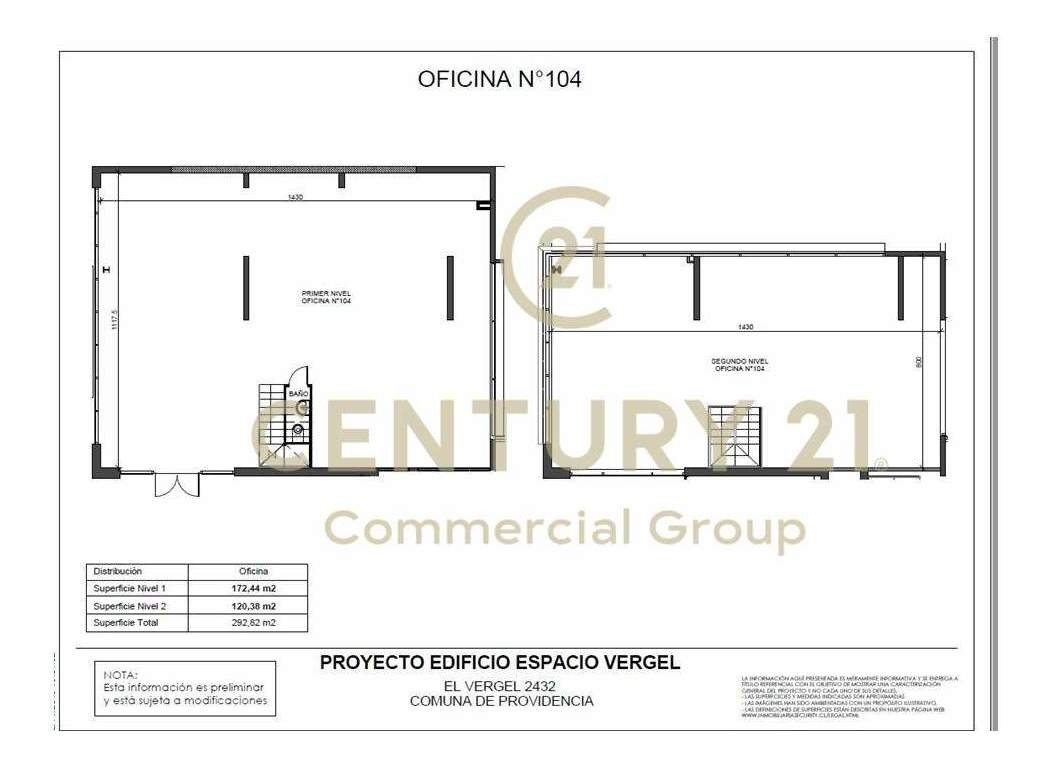 excelente local comercial/oficina nueva de 292.82 m2, en ...
