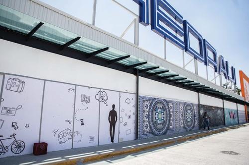 excelente local dentro de centro comercial en renta de 46 m2 en morelos.