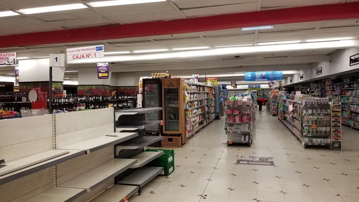 excelente local en palermo, ex supermercado, a metros de av. del libertador