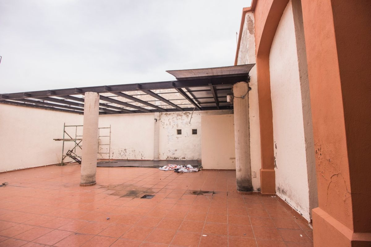 Excelente Local En Renta Con Terraza De 108 M2 Cerca De La Basílica De Zapopan
