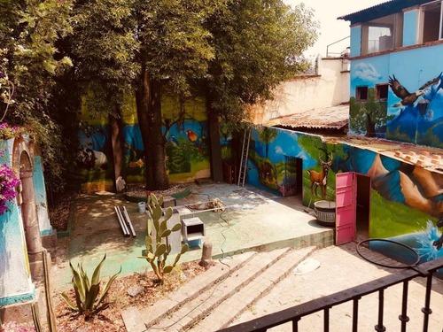 excelente local en venta de 649 m2 en coyoacan.