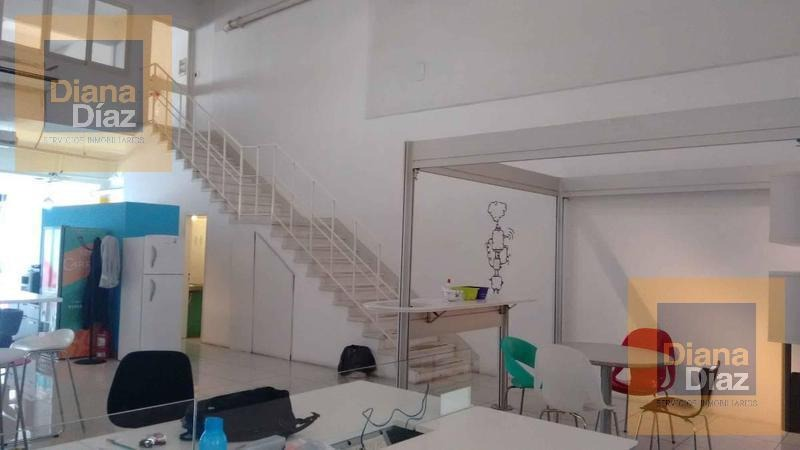 excelente local / galpon de 415m2 - pleno soho