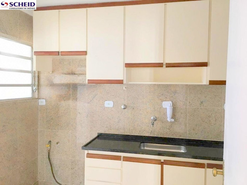 excelente localização, apartamento reformado ! - mc7339