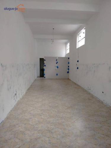 excelente localização. sala 60 m². - pt0234