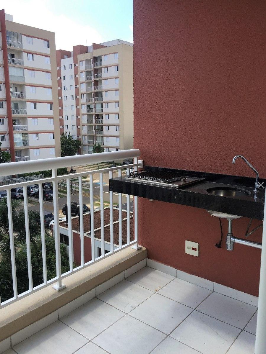 excelente localização! suite e varanda gourmet. fl10