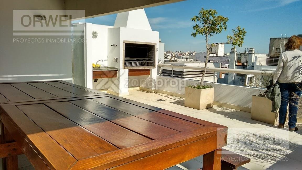 excelente loft con amenities y seguridad 24 hs. mucha onda!