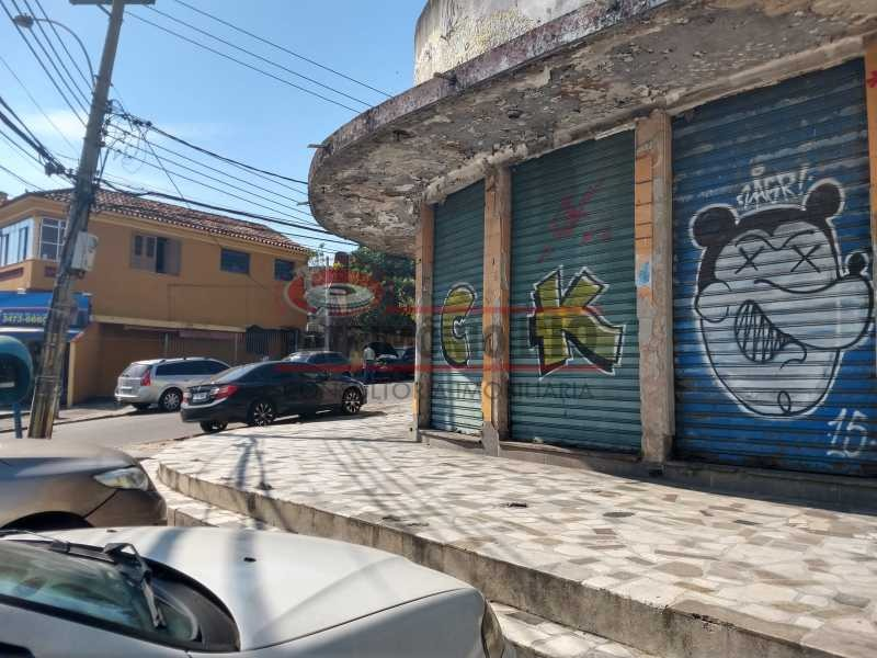 excelente loja, avenida padre roser, 176m² e documentação ok! - palj00031