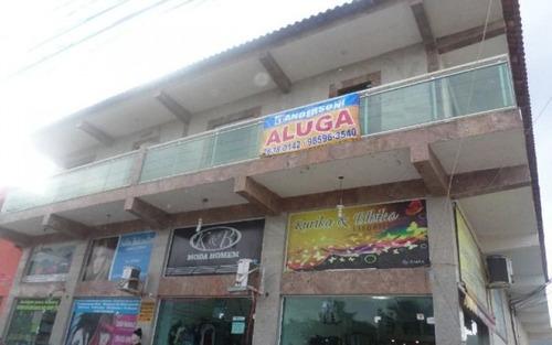 excelente loja em centro comercial em itaipuaçu