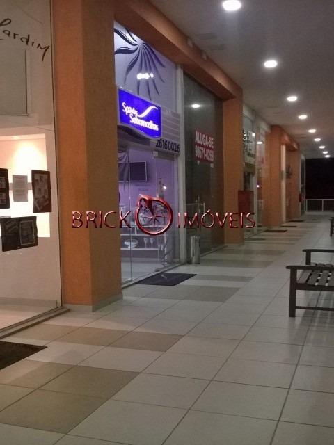 excelente loja no shopping futura em niterói. - sa00085 - 4554666