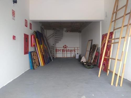 excelente loja para alugar no espaço nova lima - 16693
