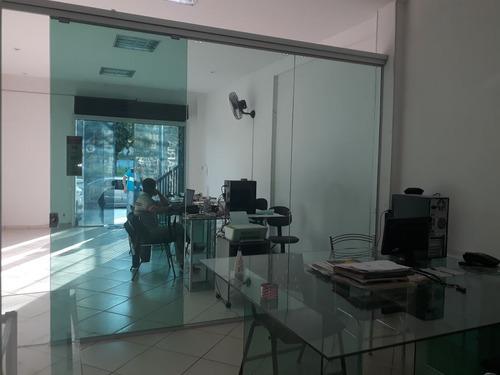 excelente! loja pra locação de 64m2 na avenida presidente tancredo neves - 1390