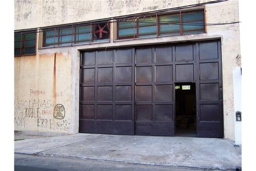 excelente lote 1500 m2 - galpon en carapachay