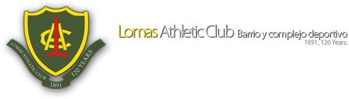 excelente lote barrio lomas athletic club