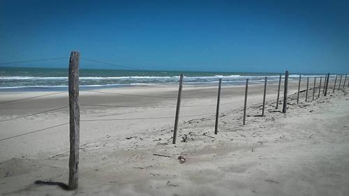 excelente lote con vista al mar en venta, zona residencial i de costa esmeralda