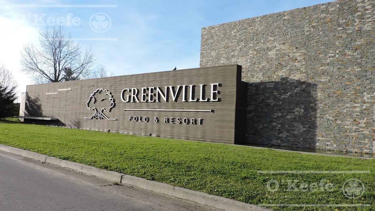 excelente lote de 810 m2 en greenville