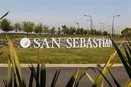 excelente lote en barrio san sebastián - pilar