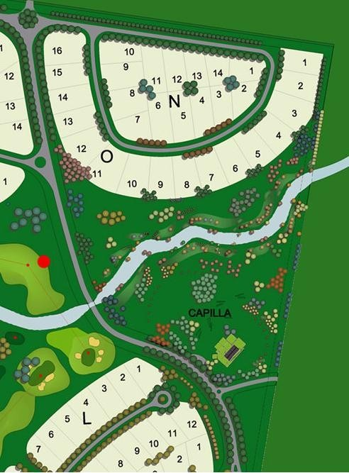 excelente lote en el nacional - 1446 m² - vista al esp verde