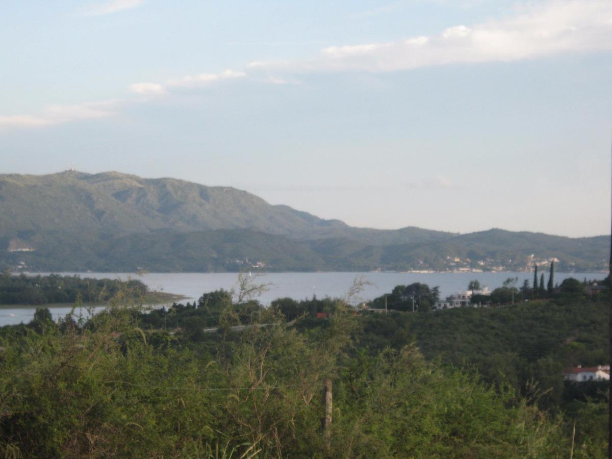 excelente lote en mirador del lago bialet masse