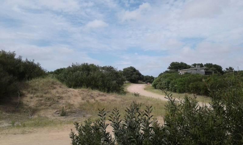 excelente lote en venta residencial 2 de costa esmeralda. terreno de 1200 metros con vista al mar!