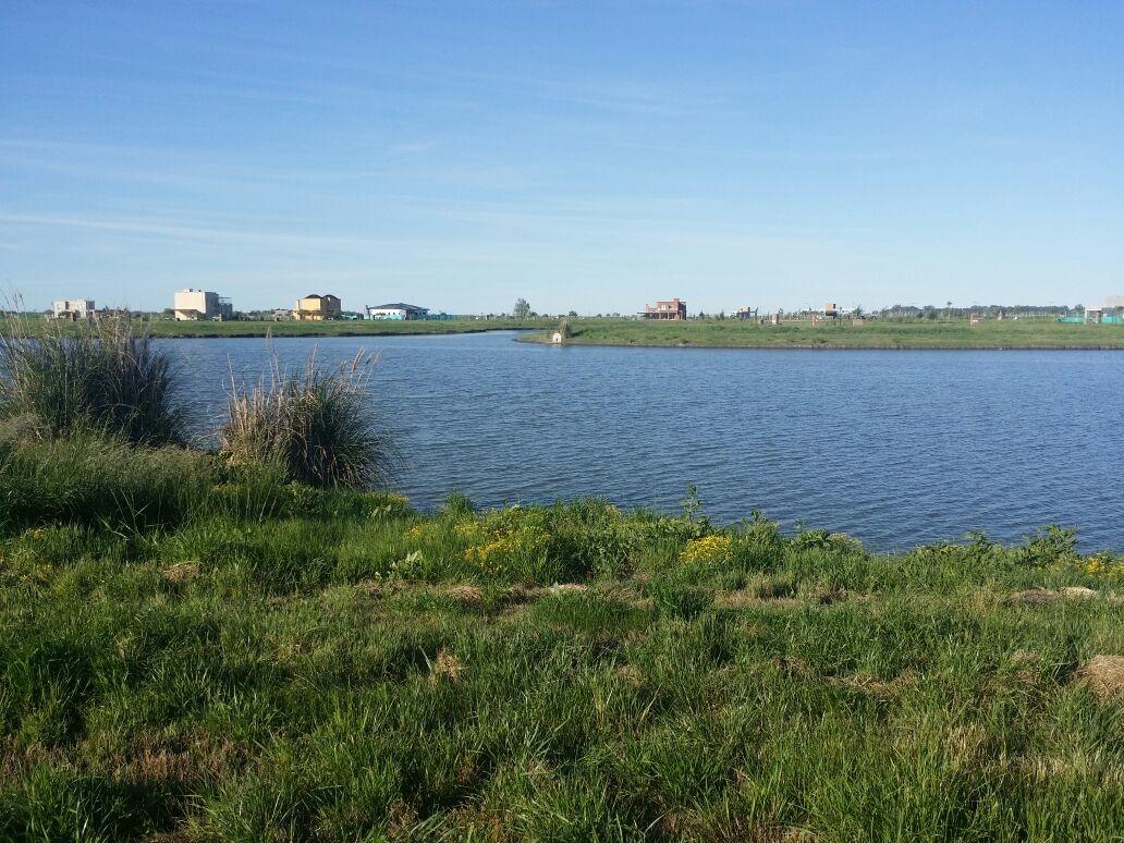 excelente lote, excelente vista a la laguna