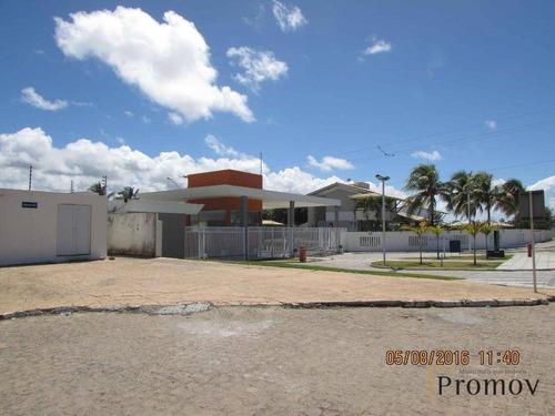 excelente lote no comnd. morada da praia ii à venda, 750 m² - mosqueiro - aracaju/se - te0031