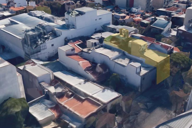 excelente lote - superficie edificable 1300m2 - posibilidad oficinas