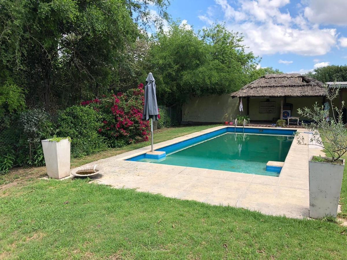 excelente lote terreno 1000 m2 c/piscina y quincho apto 4 ph