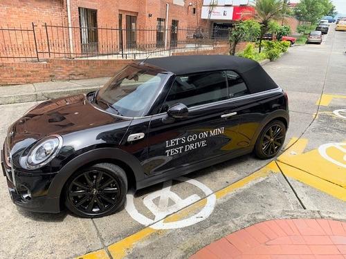 excelente mini cooper s cabrio 2020 en perfectas condiciones