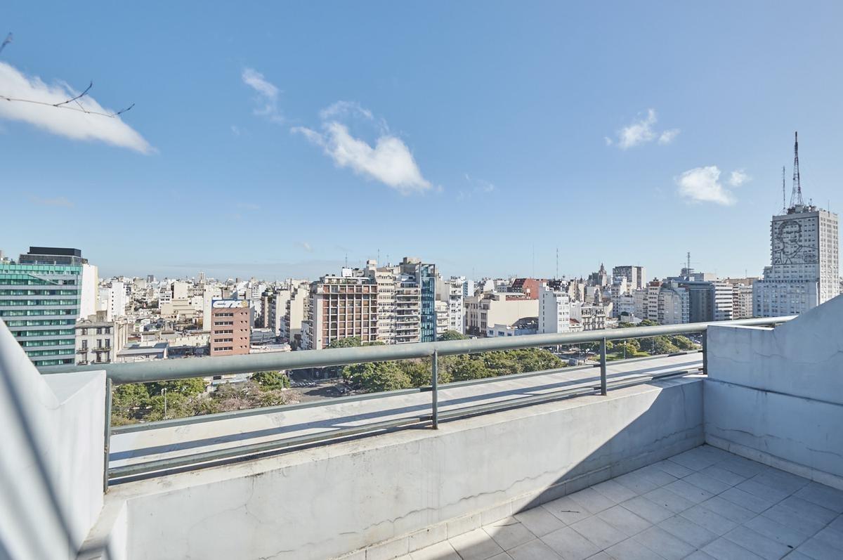 Excelente Monoambiente Con Balcón Terraza En Edificio Facultad Vii Frente Apto Profesional Uade
