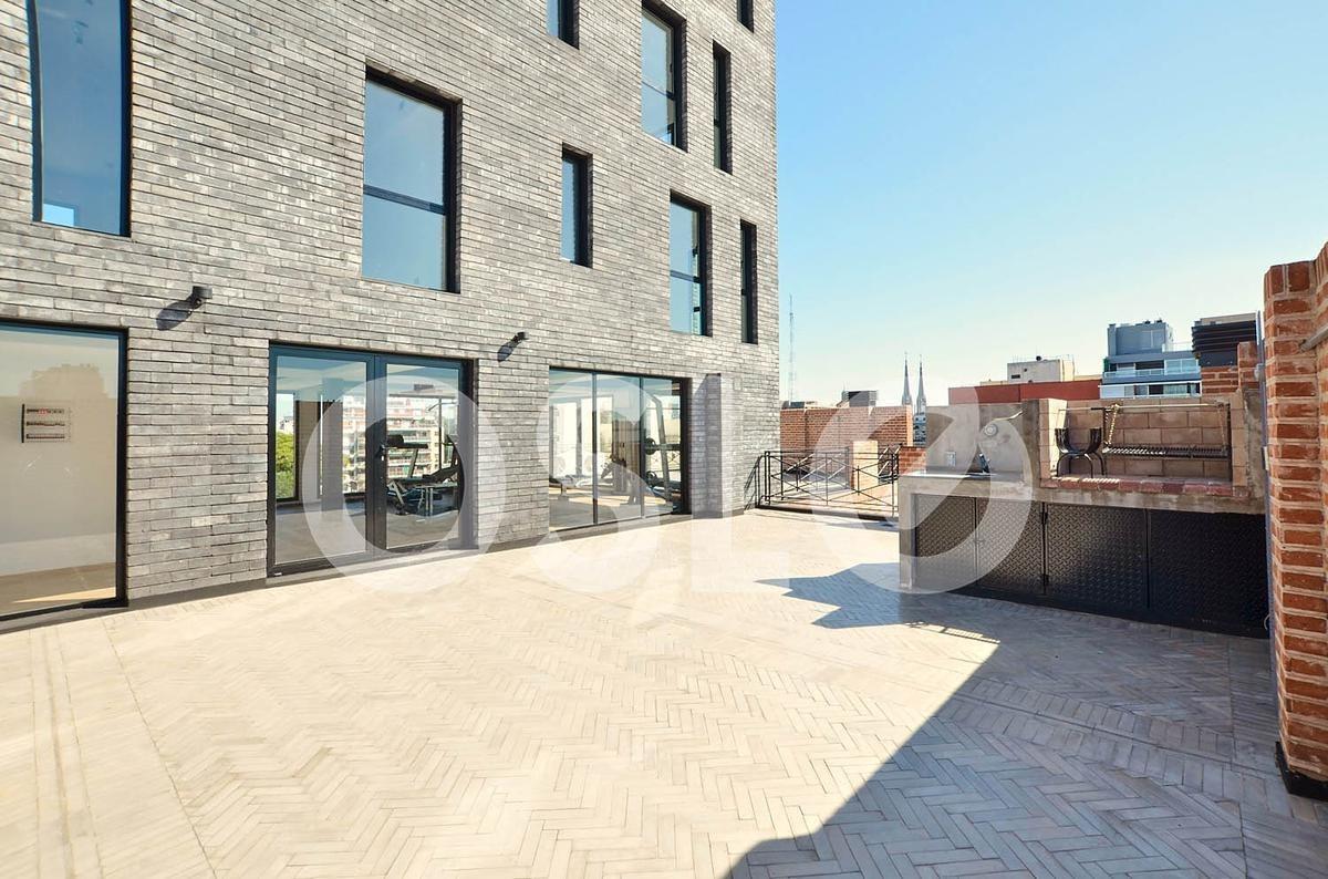 excelente monoambiente de 40m2, facilmente divisible  a 2 ambientes, emprendimiento premium!!!