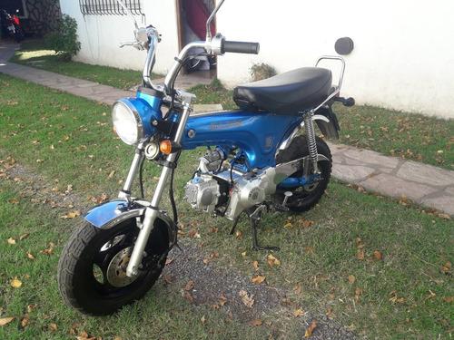 excelente motomel dax 110 cc 2010
