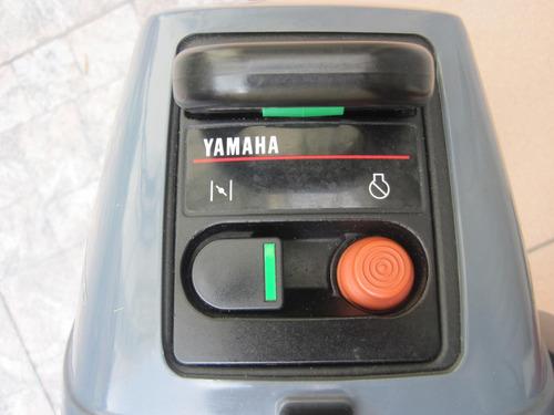 excelente motor fuera de borda yamaha malta 3hp 6 hs uso