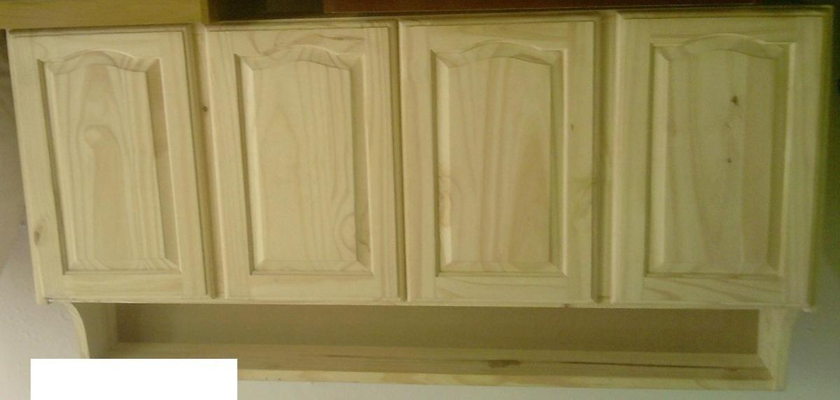 Excelente mueble a reo de cocina dos puertas for Muebles aereos para cocina