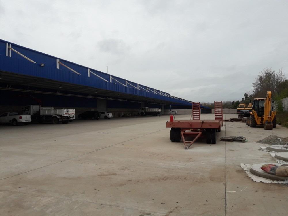 excelente nave logistica 2.000 m2