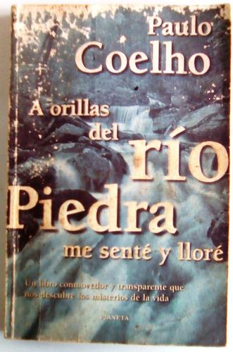 excelente novela  a orillas del rio piedra  - paulo coelho