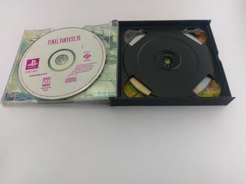 excelente oferta! final fantasy vii cd's originales raros
