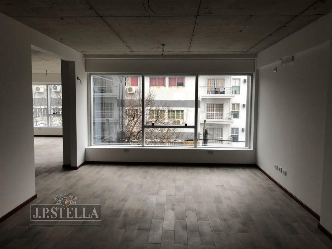 excelente oficina 83 m² edificio torre francisco h  - s.justo (ctro)