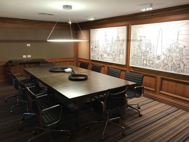 excelente oficina aaa, 450 m2, inmejorable estado!