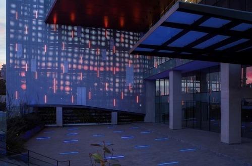 excelente oficina corporativa en renta de 3116 m2 en constituyentes.