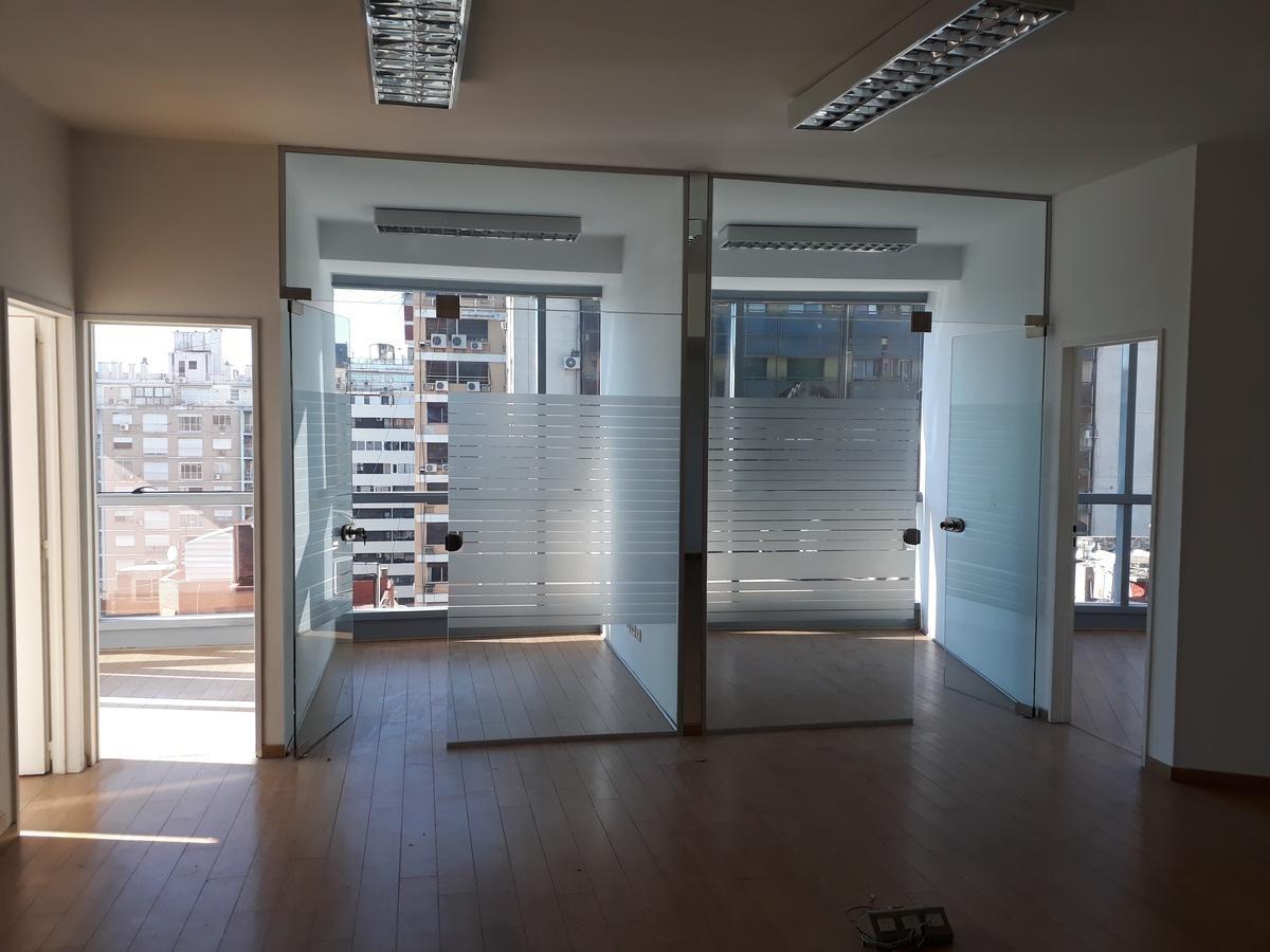 excelente oficina de 102 m2 con dos entradas. - congreso