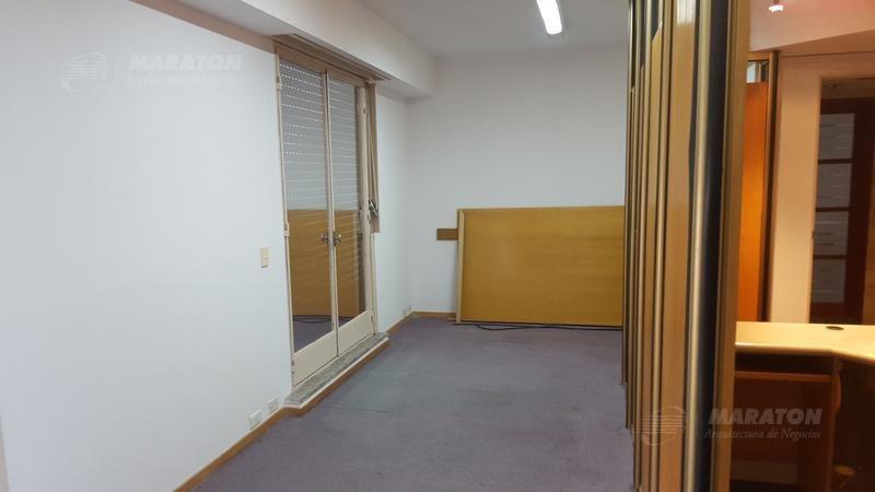 excelente oficina en alquiler en  microcentro - duplex