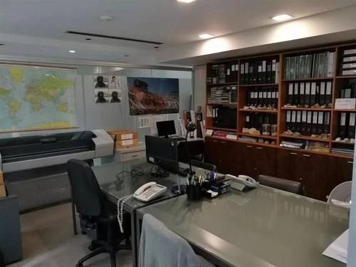 excelente oficina en alquiler - suipacha 200 - centro/microcentro - 200m2