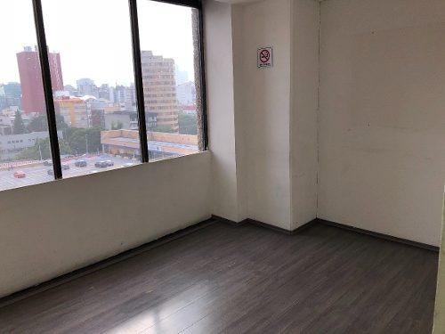 excelente oficina en colonia granada piso 7