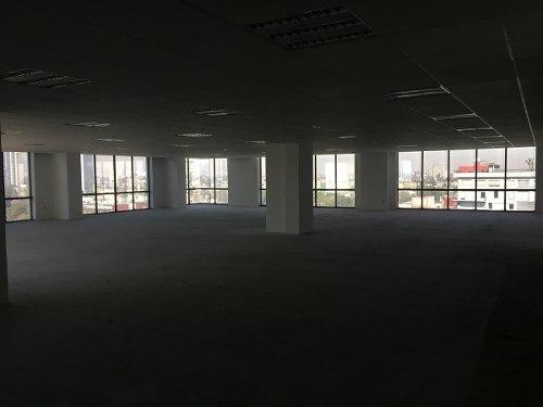excelente oficina en colonia granada piso 9