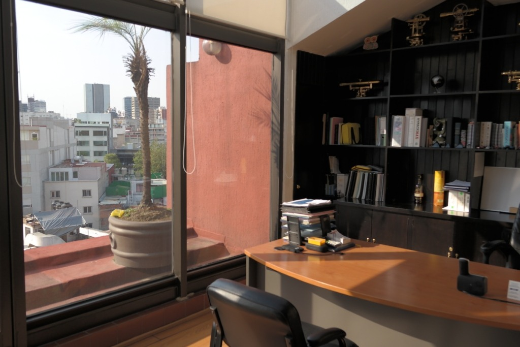 excelente oficina en la roma