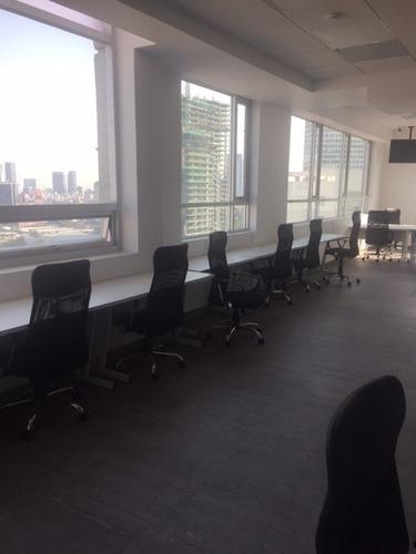 excelente oficina en nuevo polanco