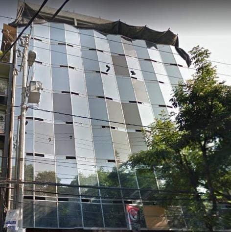 excelente oficina en renat de 340 m2 en roma norte