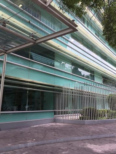 excelente oficina en renta 224 m2 en lomas de chapultepec