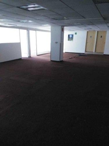 excelente oficina en renta 238 m2 en polanco